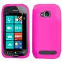 Funda Silicona Nokia Lumia 710 - Envio Promo Cap