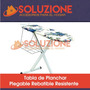 Tabla Planchar Plegable Rebatible Resistente Reforzada Facil