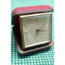 Reloj De Viaje Trust Antiguo
