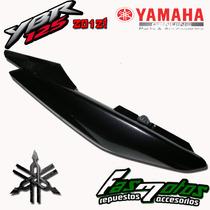 Colin Bajo Asiento Gris Yamaha Ybr 125 Ed Factor Origina Fas