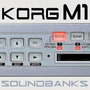 Bancos De Sonidos Para Korg M1, M1r, T1, T2, T3.