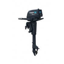 Fuera De Borda Power Tec 3,5 Hp Powertec