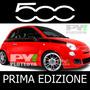 Kit Calcos Fiat 500 Prima Edizione - Excelencia En Ploteos!