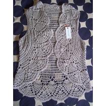 Tejidos Artesanales A Crochet: Chalecos - Boleros
