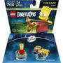 Lego Dimension Simpsons Bart Fun Pack 71211 En Stock