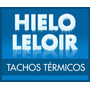 Delivery Hielo - Tachos Termicos - Carbon - Leña