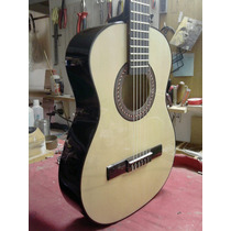 Guitarra Criolla Para Niños Comoda ,afina Ok,funda Acolchad