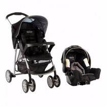 Coche Graco Travel System Mirage Plus Bebecity