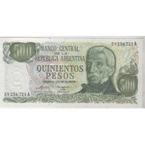 Billete 500 Pesos Ley Serie A 5 Dolares, Oferta!!!!!!!