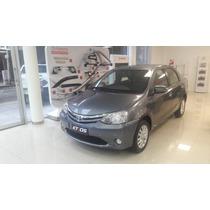 Plan Toyota Etios 5p Xs. Plan De Ahorro; Toma De Usado *(pc)