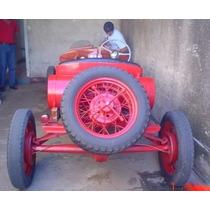 Ford A Baquet 1928