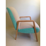 Sillon Escandinavo Retro Vintage Unico !