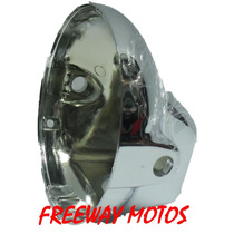Carcaza Farol Honda V-men 125 Original En Freeway Motos!!