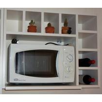Estante para microondas hogar muebles y jard n en - Estante para microondas ...