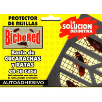 Bicho Red Bichored 8x8 9x9 11x11 Ó13x13 Ideal Rejilla Cocina