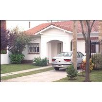 Chalet Barrio.const.,cochera Cubierta,parque 398$ P/dia T