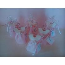 Souvenir Vestidos En Porcelana Fria, Baby Shower, Bautismo