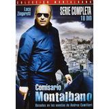 Com. Montalbano 11 Temp + Joven Montalbano 2 Temp 42 Dvd Box