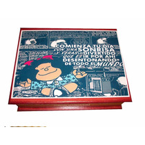 Caja De Té Artesanales: Mafalda