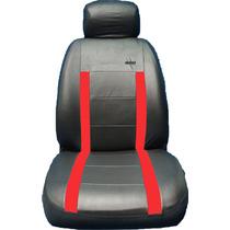 Funda Asiento Cuero Ecológico Doble Acolchado Peugeot 206