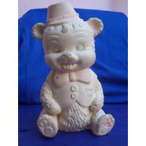 Muñeco De Goma Antigua