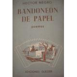Bandoneon De Papel