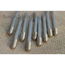 Bombillas En Aluminio Pulido Precio Inmejorable