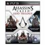 Assassins Creed Ezio Trilogy Juego Ps3 Original Sellado