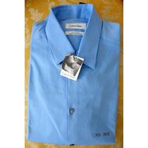 Calvin Klein (usa) Camisa De Vestir T15 1/2 34/35