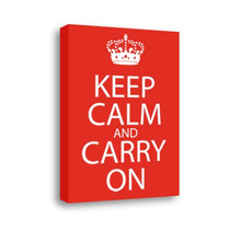 Cuadros Minimalistas/modernos. Keep Calm & Carry On !