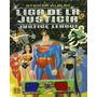 Figuritas Del Album Liga De La Justicia 2011- Sticker Design