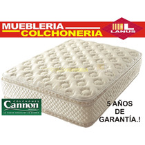 Colchón Cannon Sublime Pillow Top 180x200x33cm Envio Gratis!