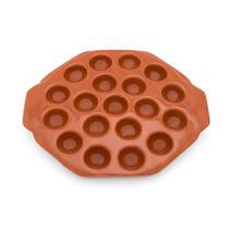 Provoletera Ceramica Grande 19 Cavidades Horno Y Parrilla