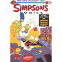 Simpson Bongo Comics Originales En Ingles , Impecables !!!
