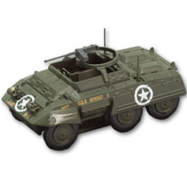 M20 Armored Utility Car (nro 21) - Blindados Combate Altaya