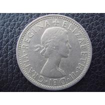 Reino Unido - Moneda De 2 Chelines, Año 1966 - Excelente