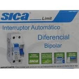 Disyuntor Diferencial  Sica 2x25amp.  - Oferta Unica
