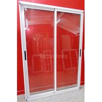 Ventana Módena Premium Aluminio Pesado Blanco 120x200 Cm