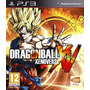 Dragon Ball Xenoverse Ps3 Playstation 3 Fisicos Sellados