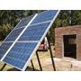 Casilla Rodande Energía 220v Panel Solar Obrador 006-6