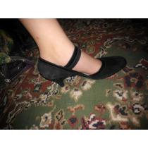 Zapatos Artesanales Dama Talles Pequeños