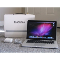 Macbook 13  2.0 Ghz 8g Ram 500g Hd 256 Video