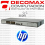 Switch Hp 3com 16 Port 10/100/1000 V1910-16g Je005a
