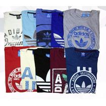 Pack 10 Remeras Hombre Adidas Originals