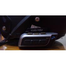 Intercomunicador Bluetooth Cardo Scala Rider G9