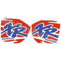 Calcos Honda Xr 600 94