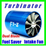 Turbinator Turbo Doble Turbina Cai Air Intake