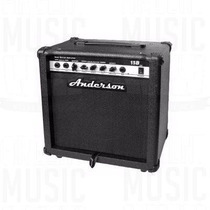 Anderson Amp. Para Bajo B15and 15w 1x6.5 Oferta