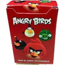 2 Cajas Dos Mazos Angry Birds Lomas De Zamora