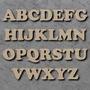 Letras Mdf_ Fibrofacil_al Mejor Precio_9mm